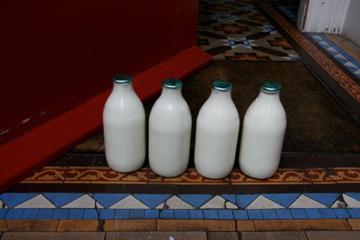 doorstep milk